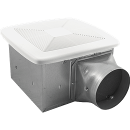 Imagen de Bathroom Exhaust Fan, Variable Speed, Model SP-80-VG, 115V, 1Ph, 38-80 CFM