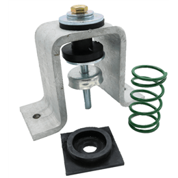 Picture for category Isolator, Spring