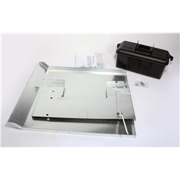 Picture of Grease trap, For use with wall-mounted models CUE and CUBE, Sizes 99-121